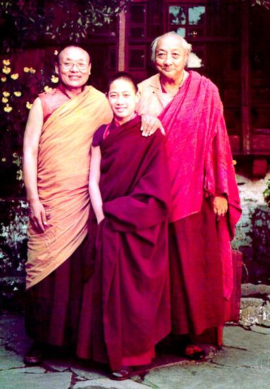 Image result for Shechen Rabjam Rinpoche